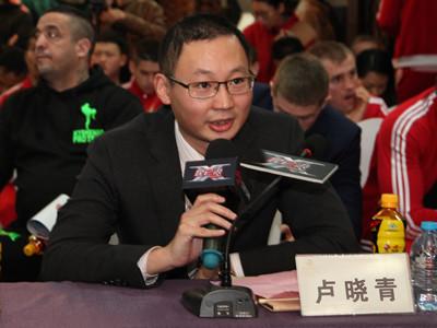 广东塑料交易所副总经理,万商台负责人卢晓青